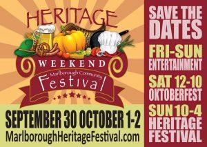 2016 Marlborough Heritage Weekend