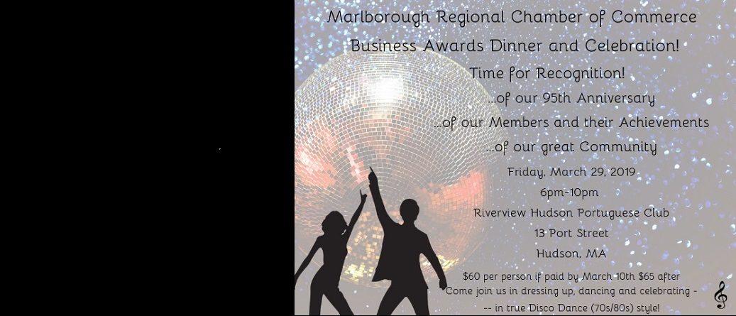 95th Anniversary – Business Awards Celebration