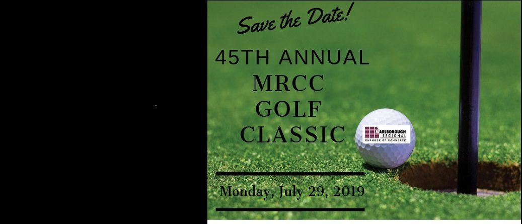 Save the Date! 45th Annual MRCC Golf Classic