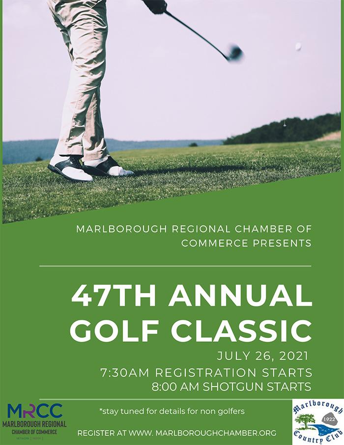 47 annual golf classic flyer